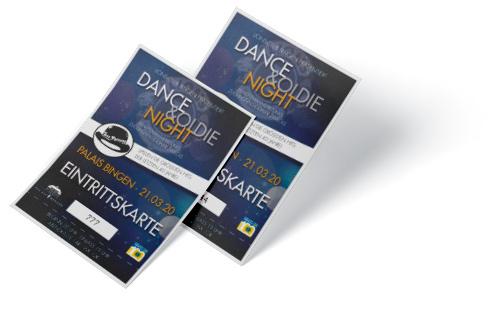 Lions Dance- & Oldie-Night - Ticketverkauf.